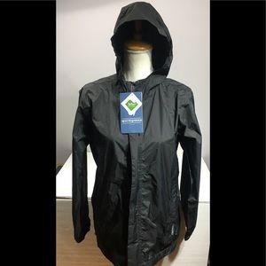 WhiteSierra jacket Trabagon . Rain shell